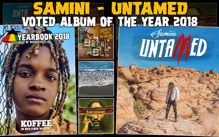 Samini's Untamed Voted Album of the Year 2018