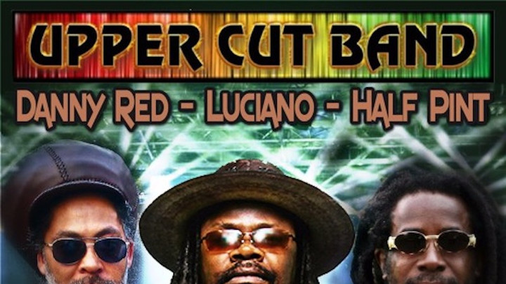 The Upper Cut Band feat. Luciano, Half Pint & Danny Red - Realization Riddim [12/5/2016]