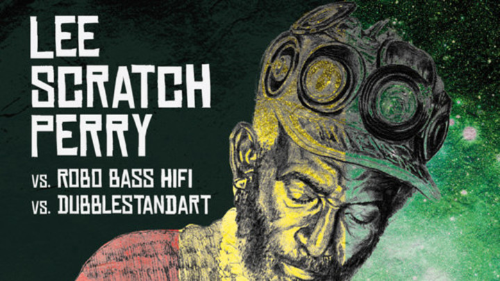 Lee Perry vs. Robo Bass HiFi vs. Dubblestandart - Nu School Of Dub [9/9/2014]