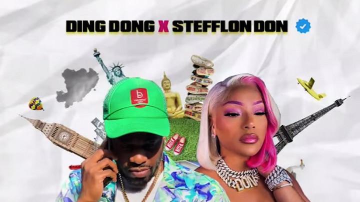 Ding Dong & Stefflon Don - Man A Star (Remix) [6/8/2021]