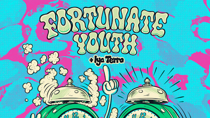 Fortunate Youth feat. Iya Terra - Groovin [9/17/2021]