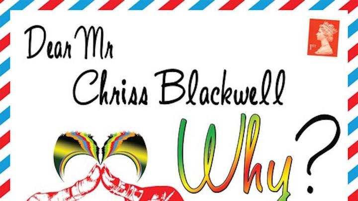 Ijahman Levi - Dear Mr. Chriss Blackwell (Why?) [5/13/2016]
