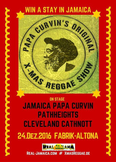 X-Mas Reggae 2016