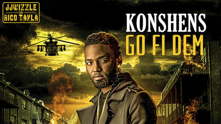 Konshens - Go Fi Dem [10/19/2018]