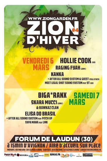 Zion D'Hiver 2015