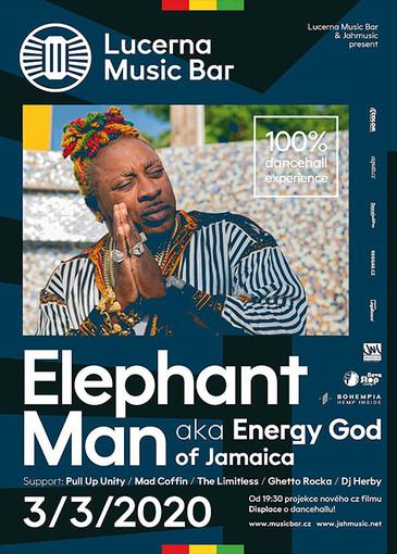 Elephant Man 3-3-2020