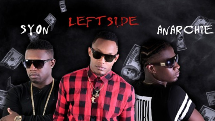 Leftside - Levels feat. Anarchie & Syon [7/7/2015]