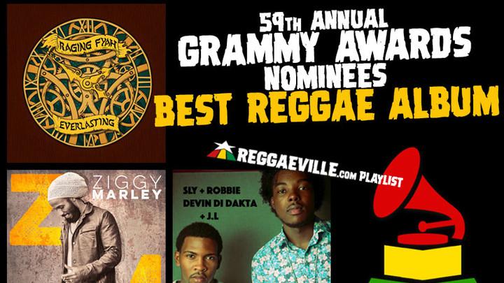 Grammy Awards - Best Reggae Album 2016 (Spotify Playlist) [12/19/2016]