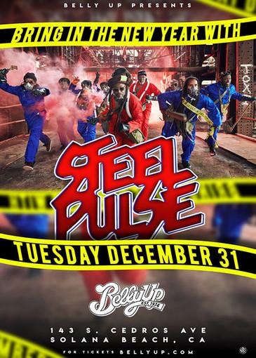 Steel Pulse 12-31-2019