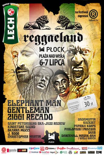 Reggaeland 2012