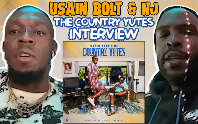Usain Bolt & NJ - The Country Yutes Interview