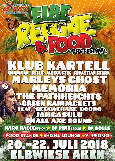 Elbe Reggae & Food 2018