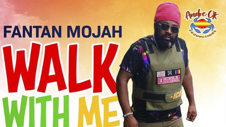 Fantan Mojah - Walk With Me [6/18/2021]