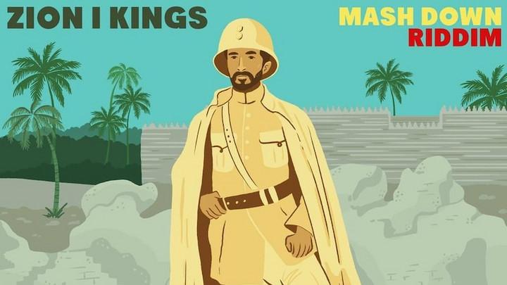 Zion I Kings - Mash Down Riddim (Satta Sounds Megamix) [8/12/2021]