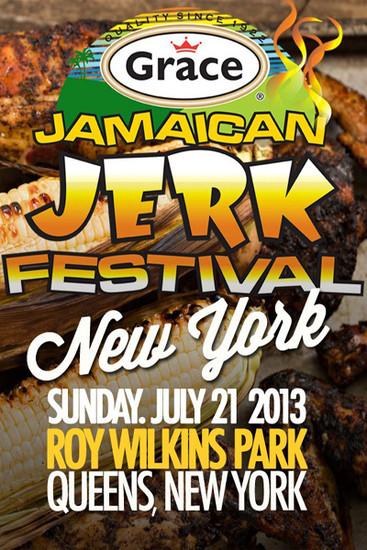 Jamaican Jerk Festival 2013