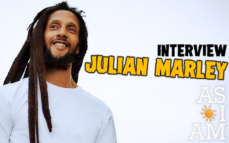 Julian Marley – The 'As I Am' Interview