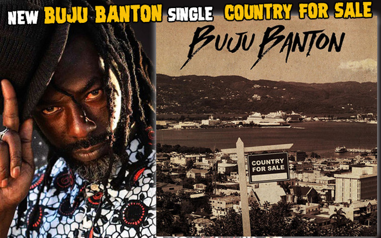 New Buju Banton Single - Country For Sale