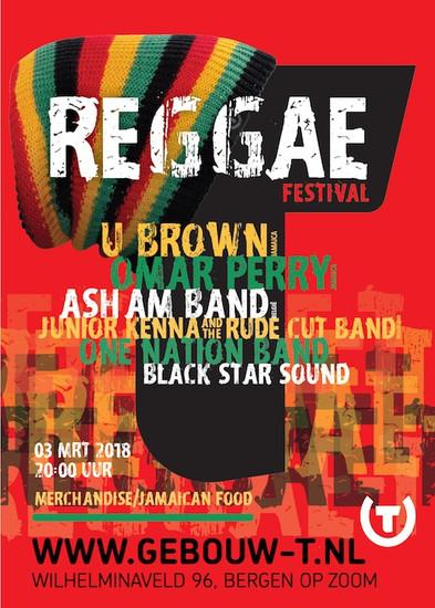 Reggae T Festival 2018