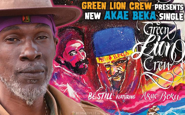 Green Lion Crew presents new Akae Beka Single Be Still