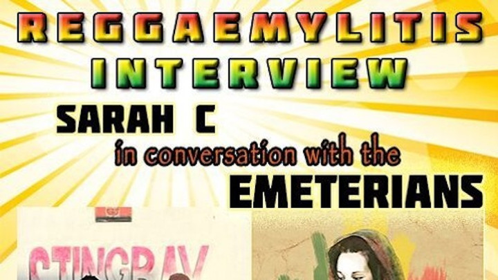 Interview with Emeterians by DJ Sarah C [9/19/2017]