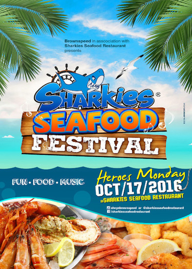 Sharkies Seafood Festival 2016