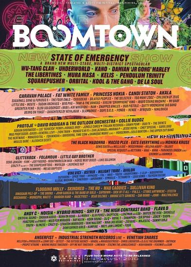 CANCELLED: Boomtown Fair 2020