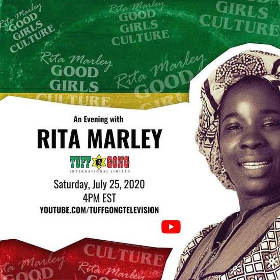 Rita Marley 74th Earthstrong Celebration 2020
