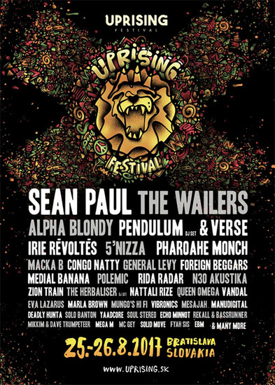 Uprising Festival 2017