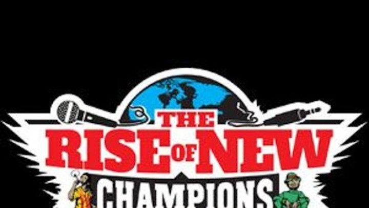 The Rise Of New Champions World Clash 2016 [10/8/2016]