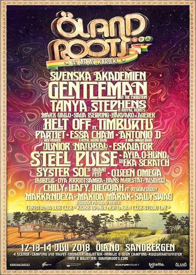 Öland Roots 2018