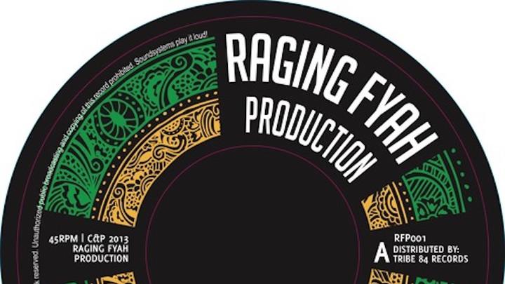 Raging Fyah - Barriers | Barriers Dub [12/11/2016]