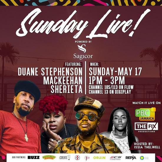 Sunday Live! #7 2020