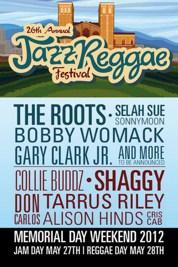 Jazz Reggae Festival 2012