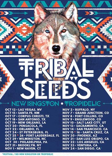 Tribal Seeds 11-16-2019