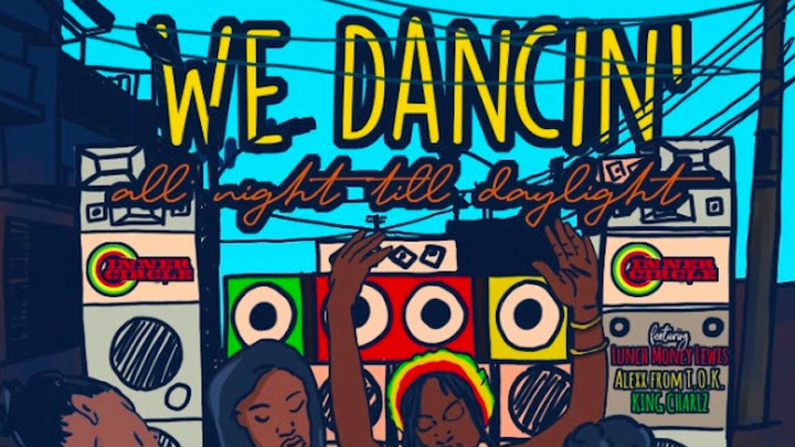 Inner Circle feat. Lunchmoney Lewis, Alexx & King Charlz - We Dancin' [5/4/2019]
