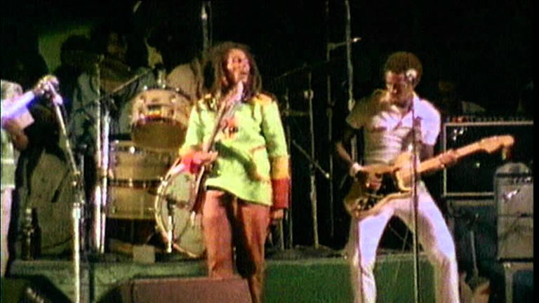 a music concert review of reggae band from jamaica
