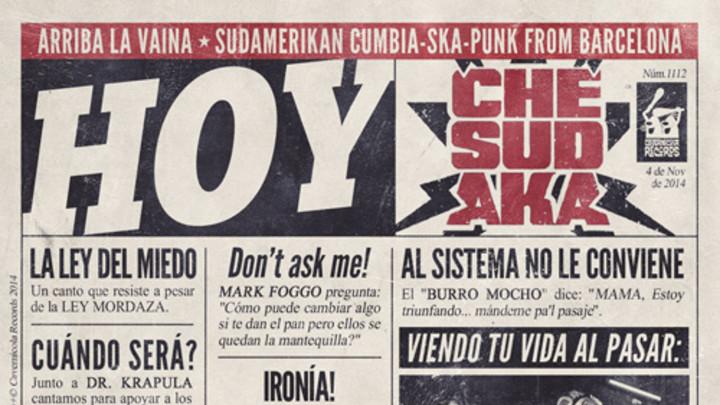Che Sudaka - Ironia (Zion Train Remix) [12/19/2014]