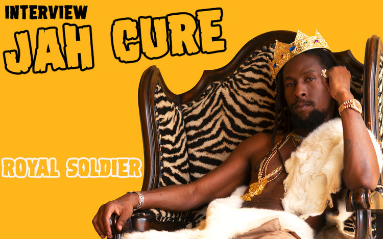 Jah Cure - The Royal Soldier Interview