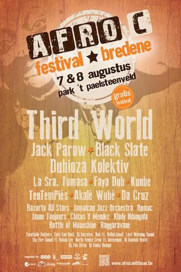 Afro C Festival 2015
