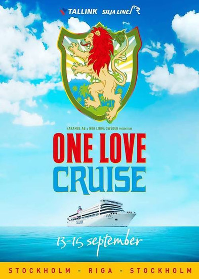 One Love Cruise 2018 - Sweden