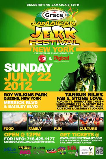 Jamaican Jerk Festival 2012