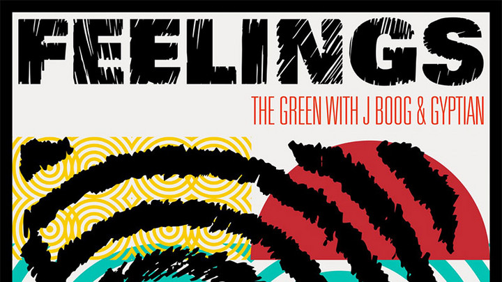 The Green feat. J Boog & Gyptian - Feelings [4/30/2021]