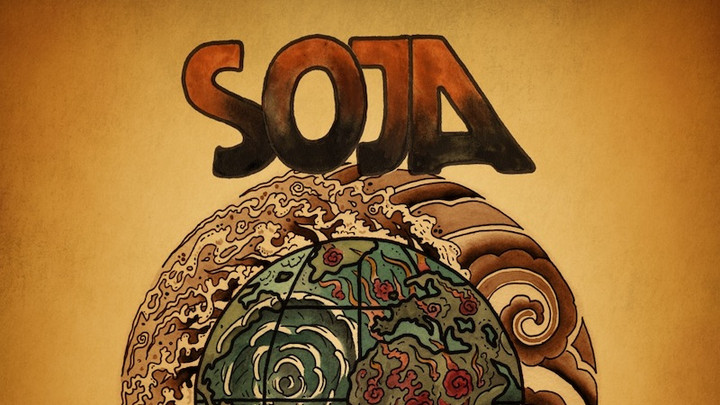 SOJA – So Much Trouble In The World (Bob Marley Cover) [1/11/2021]