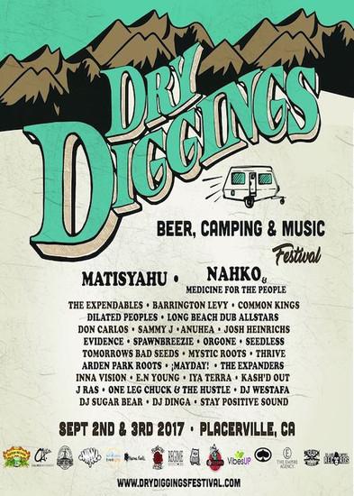 Dry Diggings Festival 2017