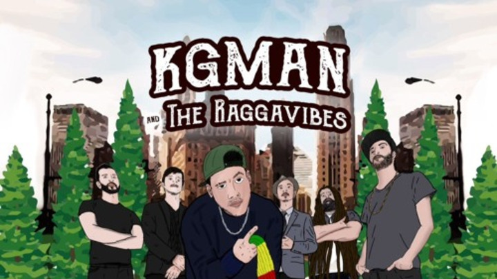 KG Man & The Raggavibes - Forever [3/9/2016]