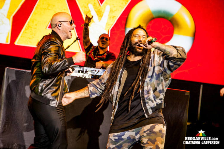 Pitbull, Farruko with Ky-Mani & Stephen Marley