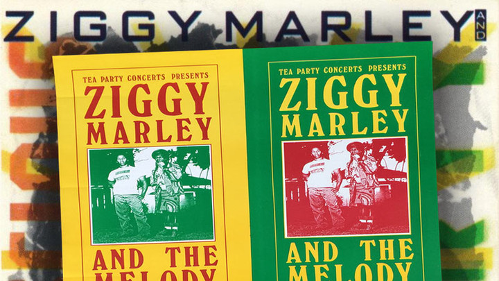 Ziggy Marley and the Melody Makers in Boston, MA (Complete Show with Interview) [4/6/1988]