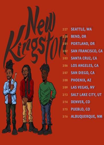 New Kingston 3-3-2019