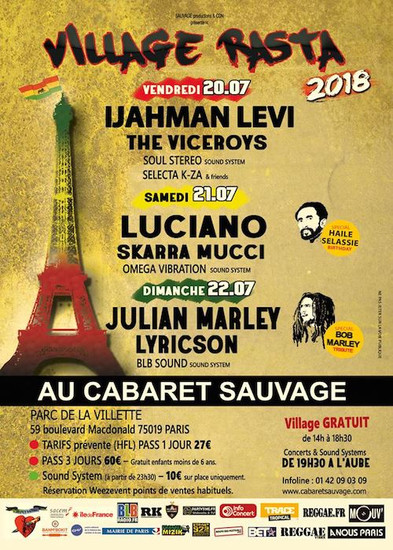 Village Rasta 2018