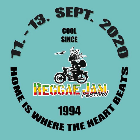 CANCELLED: Reggae Jam 2020